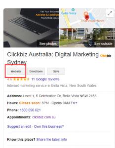 Clickbiz Australia: Digital Marketing Sydney